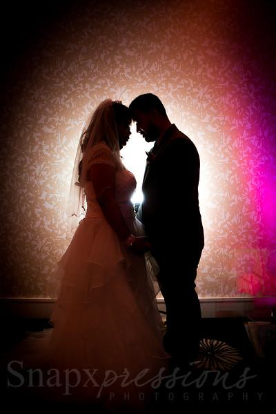 Christine & Anthony Wedding 2