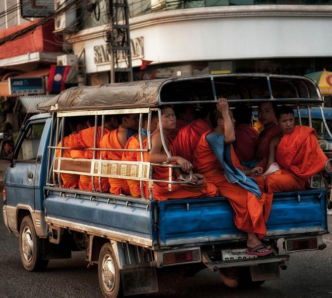 Vientiane, Laos, 2010.