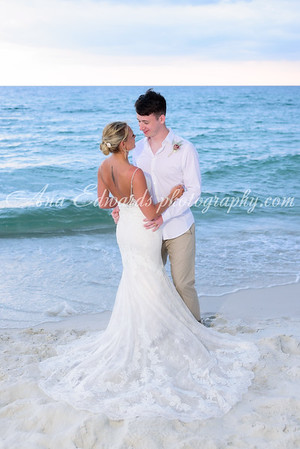 Mr. And Mrs. Lyons  |  The Opulent Pearl & Quiet Lady. Panama City Beach