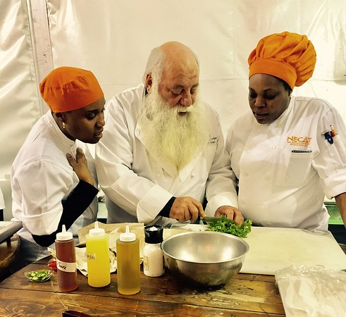 Chef Uri Buri Event - December 2016