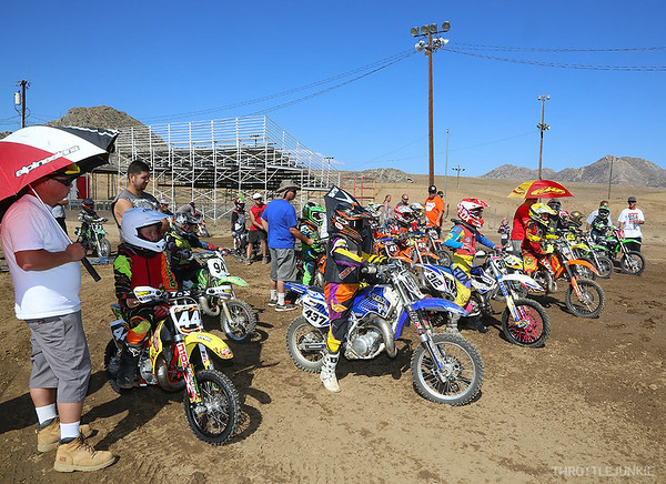 Moto X Kids MX West Track Perris, CA