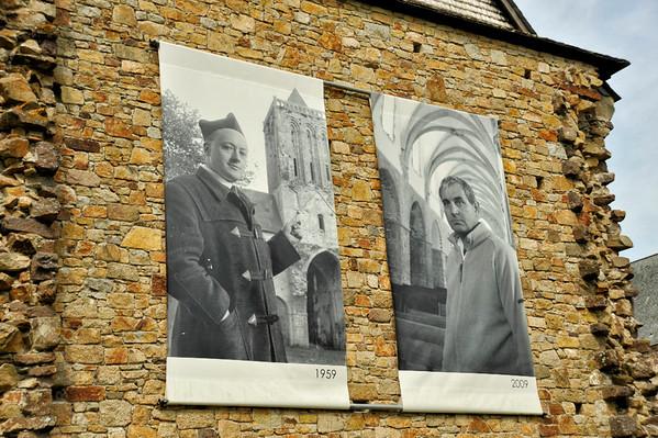 La Lucerne Saint Trinity Abbey,  Normandy.