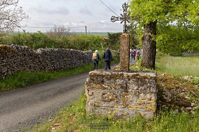 4 Mai - Moulins ruinés de l'Alzou et Rocamadour
