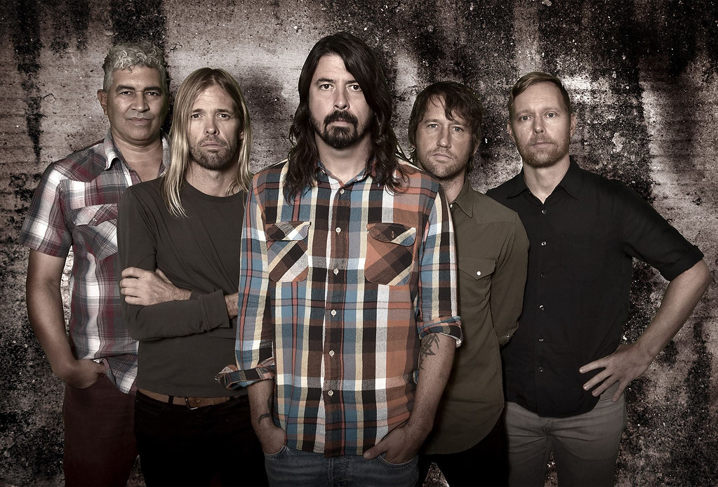 . Foo Fighters - Aug. 24