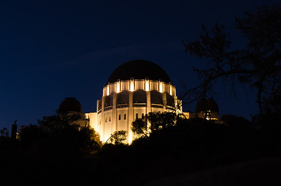 Griffith Observatory Star Party