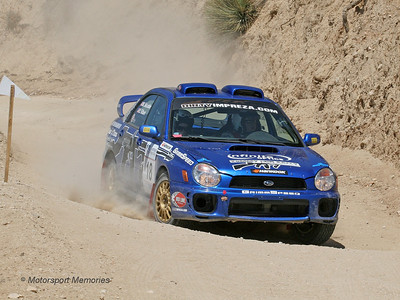 Gorman Ridge Rally 2008