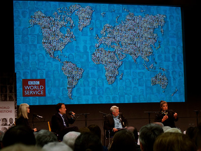 BBC World Questions comes to Dublin