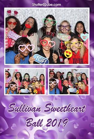 Sullivan Sweetheart Ball 2019 , Pasadena TX, 021519