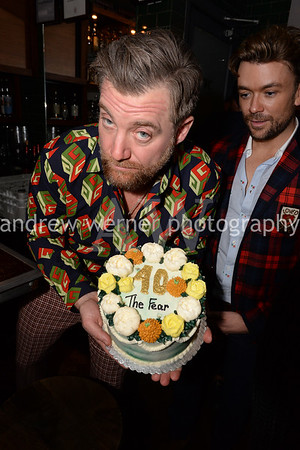 Donal's 40th Birthday 3.9.19