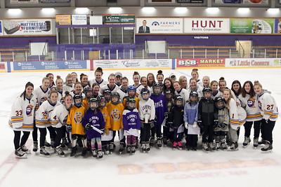 2018-19 Cloquet Esko Carlton Girls' Hockey