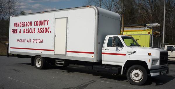 Henderson County Fire & Rescue Association