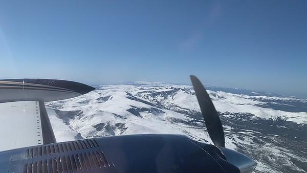In-Flight-Cessna 414 Ram4