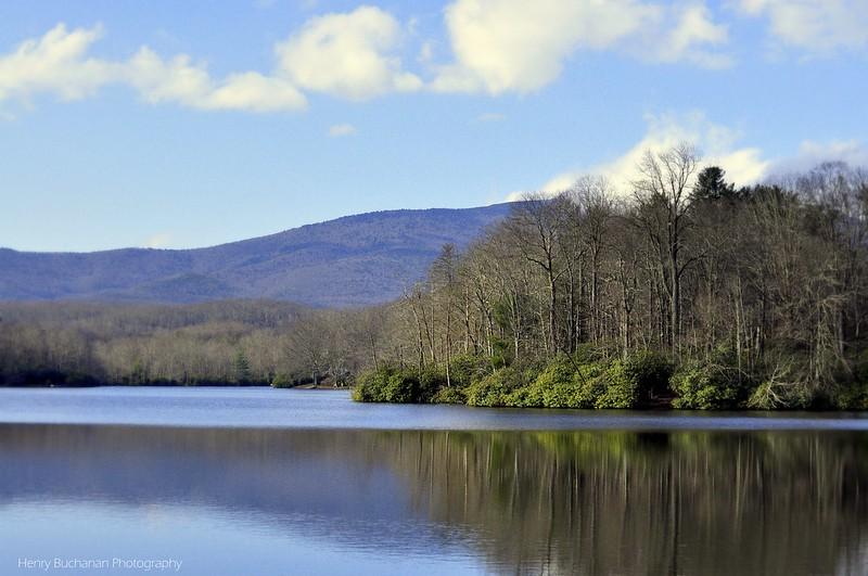 Price Lake - Blue Ridge Parkway NC
