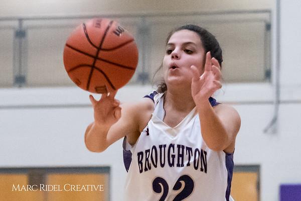 Broughton girls varsity basketball vs Hoggard. 750_8731