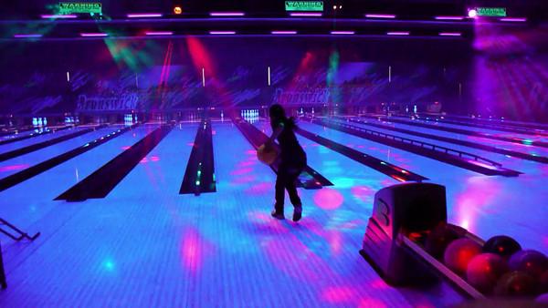 Birthday Bowling