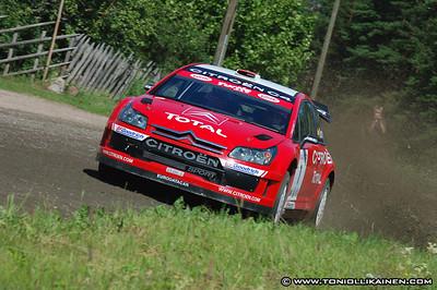 07.07.2007 | SM O.K Auto-ralli, Kouvola