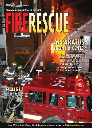 FireRescue Magazine 2013