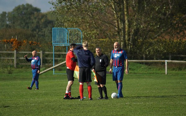 Casual Vets -Bury Town Vets