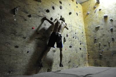 Climbing Team Try-Outs