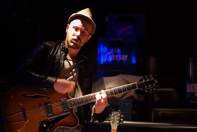 Sado Maso Guitar Club live im Chelsea 2015/12/12