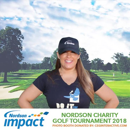 2018-10-10 Nordson Charity Golf Tournament