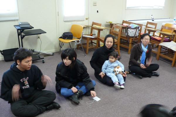 2009 Baltimore & PA KBS Spring Retreat