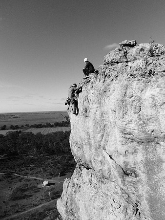 Arapiles - Crackers 4 - June 2016