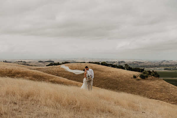 Liam + Minnie - Hawkes Bay Wedding