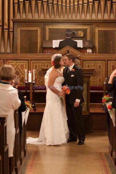 Amanda & Ben's Wedding