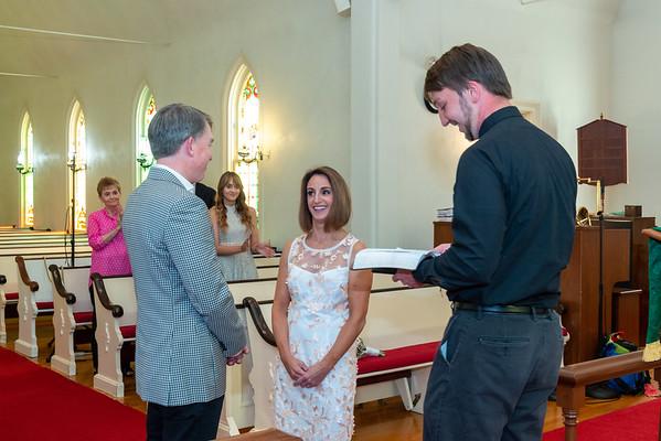 Marybeth Scott Wedding