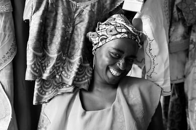 Cameroun - Portraits