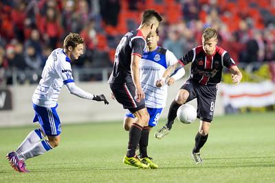 FC Edmonton vs Ottawa Fury FC, 150422
