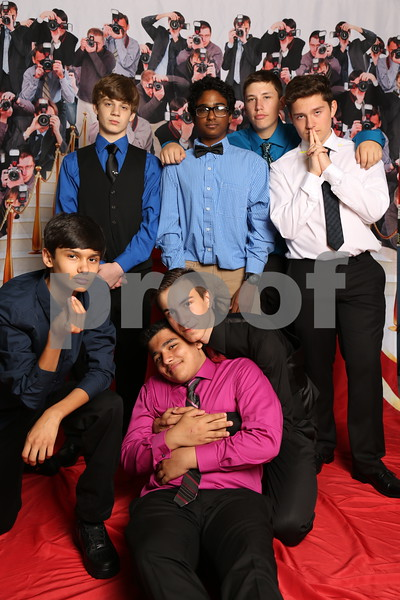 Simmons Middle School Dance