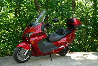 2002 Honda Reflex with ABS