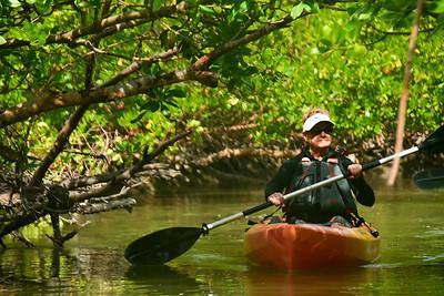 1230PM Heart of Rookery Bay Kayak Tour - Rowan, Parker, Kraft, Vance, & Frees