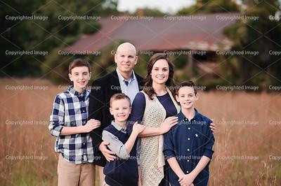 April Keeton Family