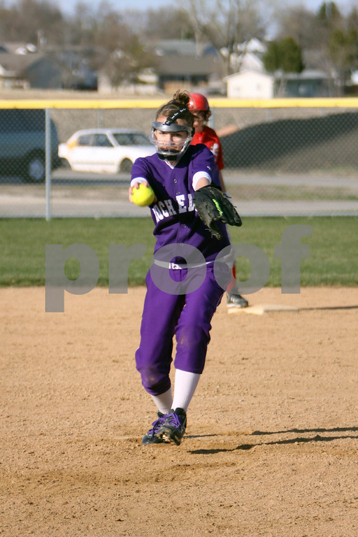 2009 RTHS LADY HUBS FRESHMAN SOFTBALL vs LP