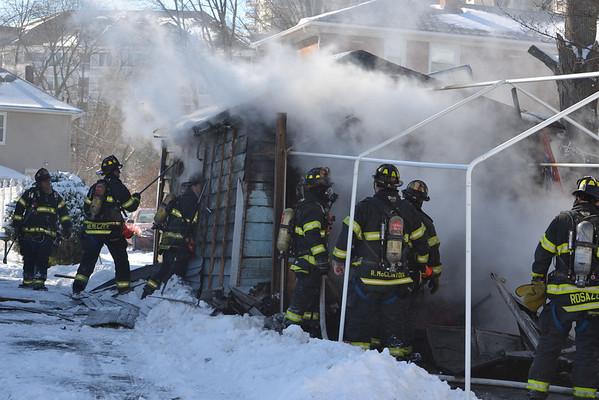 01/03/14 - Hackensack, NJ - Working Fire