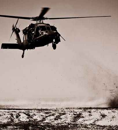 HH-60G Fort Carson, CO
