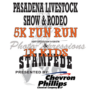 Fun Run & Stampede  April 21, 2018