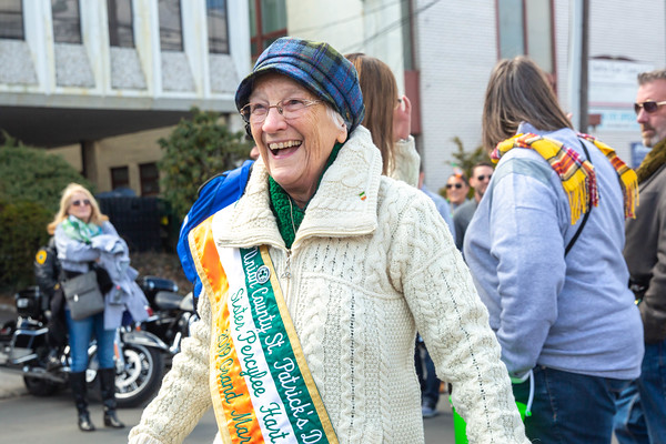 Union County St. Patrick's Day Parade 2019