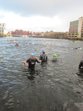 Polar Swim Salford Quays