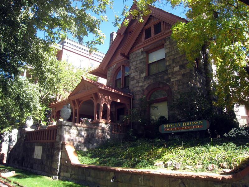 Denver, Colorado  October 2008 - Unsinkable Molly Brown's Home