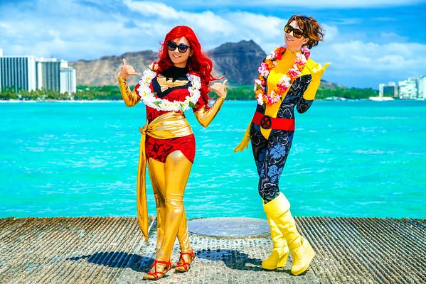Aloha X-Men