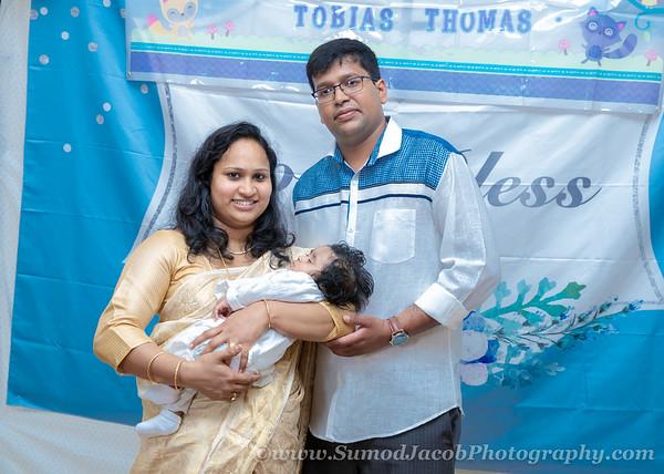 BAPTISM - TOBIAS THOMAS