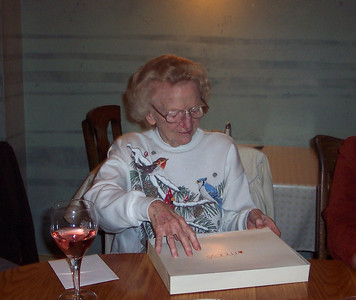 Mom's 84th Birthday