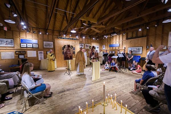 First Liturgy - Fairfax Mission Station