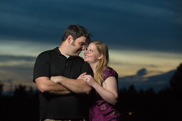 Aimee and Matthew