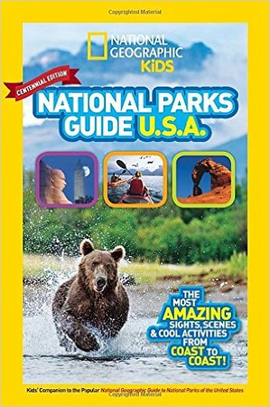 National Geographic Guide to USA parks