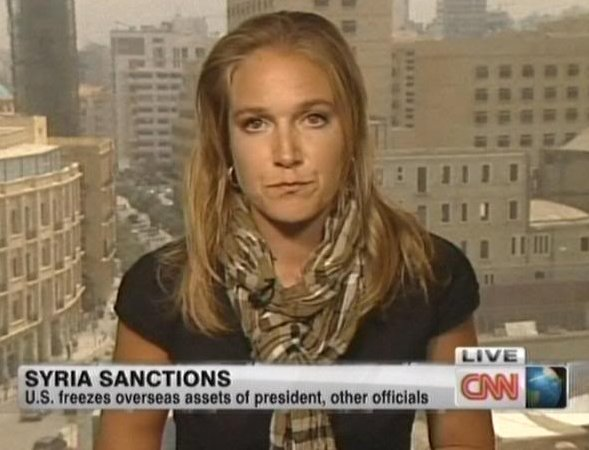 ". 9. ARWA DAMON <p>We�ve always said CNN bites ... (unranked) </p><p><b><a href=""http://www.nydailynews.com/news/national/cnn-arwa-damon-bit-medics-drunken-rage-u-s-embassy-baghdad-lawsuit-article-1.1891449\"" target=\""_blank\""> LINK </a></b> </p><p>   (Screen grab from YouTube)</p>"